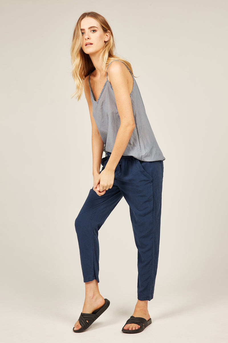POCKET PANT - NAVY