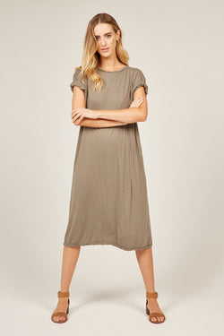 EVERYDAY TEE DRESS - DESERT