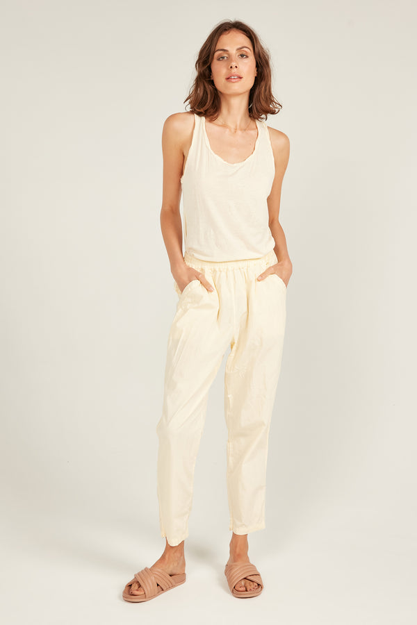 DENNI PANT - SUNFIELD YELLOW