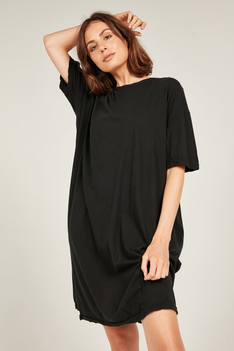JUNIE DRESS - NOIR