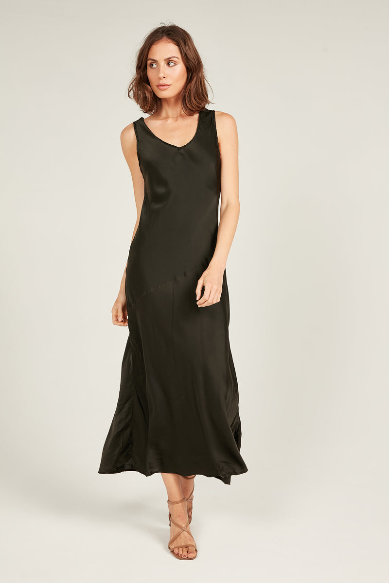 OBSESSION DRESS - NOIR