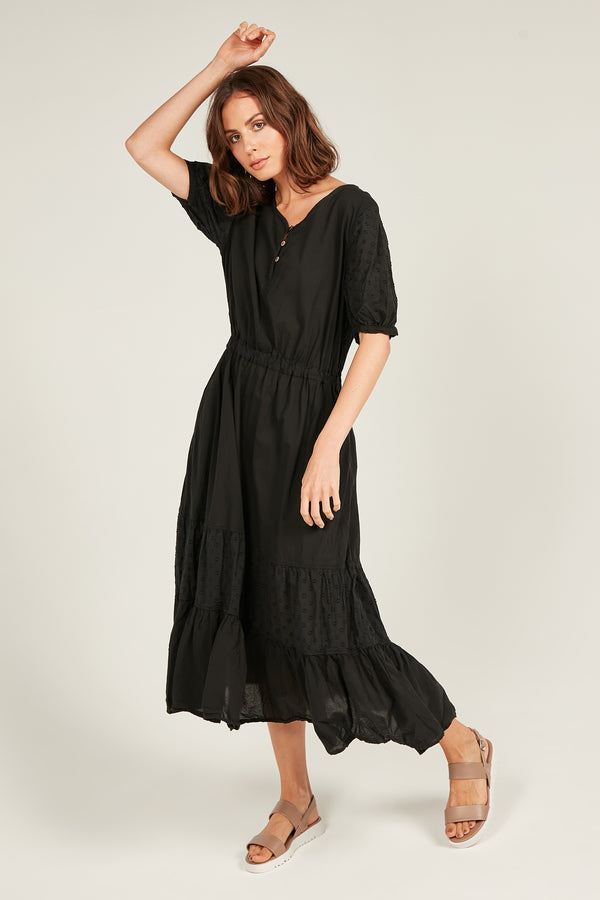 JOLEE SUNDRESS - NOIR