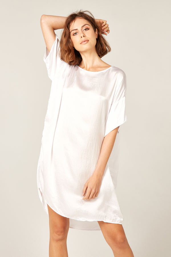 SUNCHASER TUNIC - BLANC (PRE-ORDER)