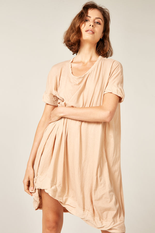ROCCO DRESS - SAND