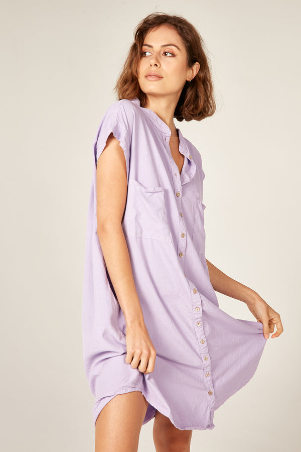 DAMI DRESS - LAVENDER