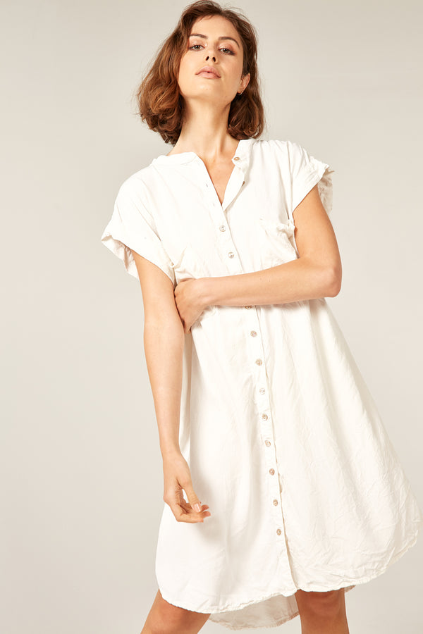 DAMI DRESS - CREAMY
