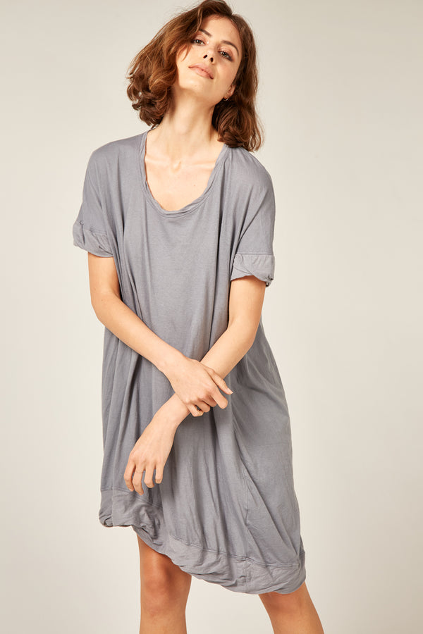 ROCCO DRESS - CHARCOAL