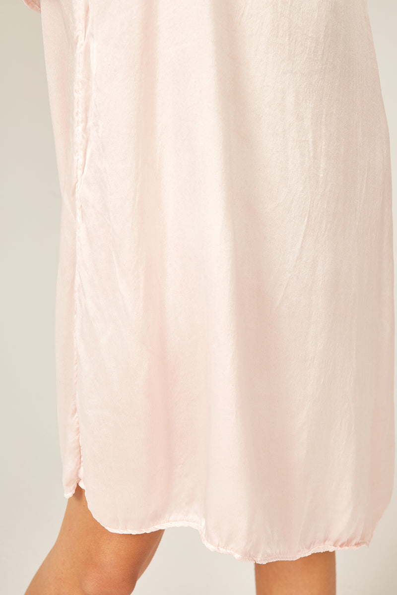 POPI DRESS - POWDER PINK