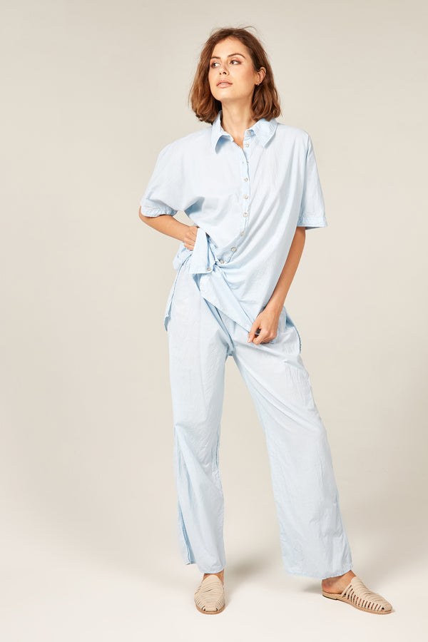 PIQA PANTS - POWDER BLUE