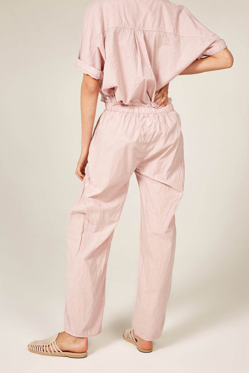 PIQA PANTS - ROSY BROWN