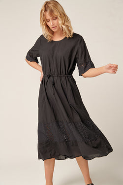 LUDIE DRESS - NOIR