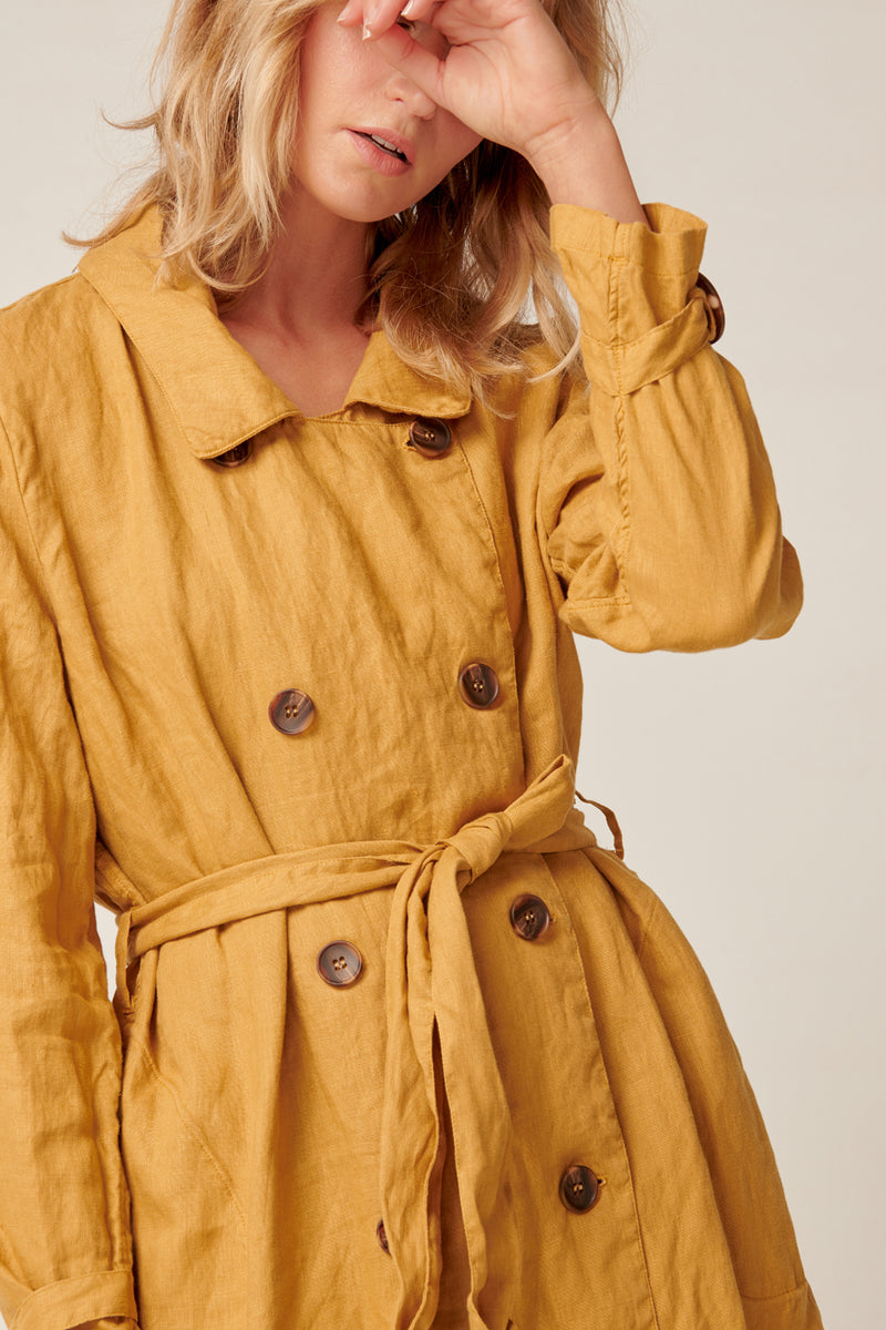LULU TRENCH - TUSCANY (PRE-ORDER)