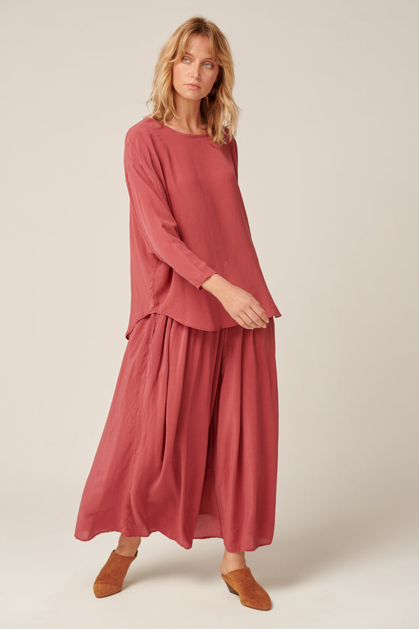 GRUNDY CULOTTE - CHERRY