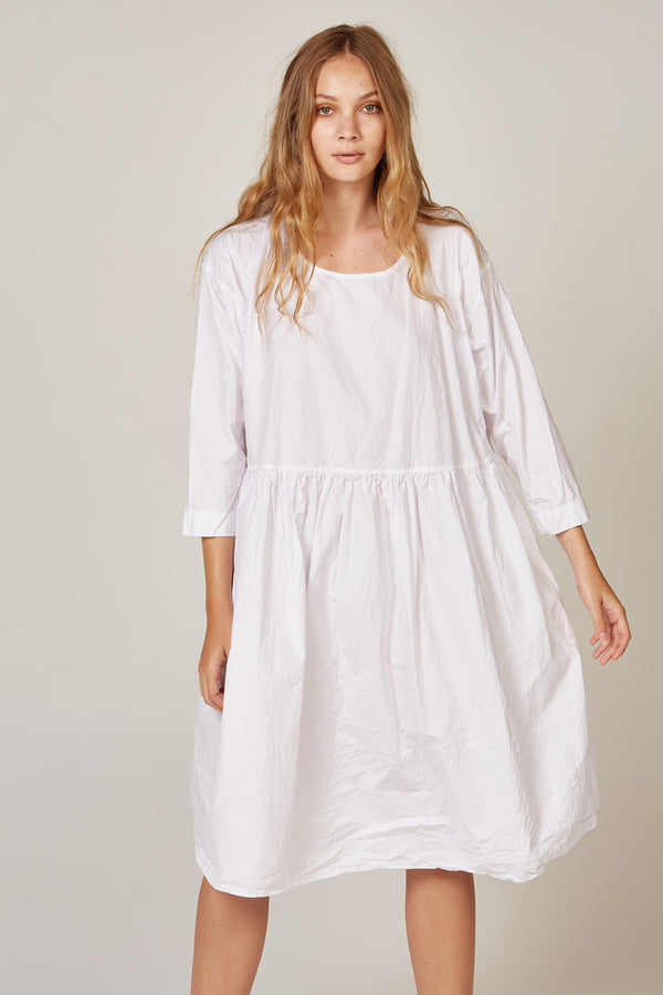 KUMI DRESS - BLANC - SIZE 1 LEFT