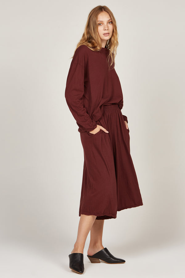 CLOVER CULOTTE - RUBY (FINAL SALE)