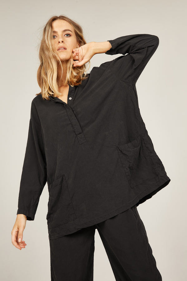 FLINDERS SHIRT - NOIR