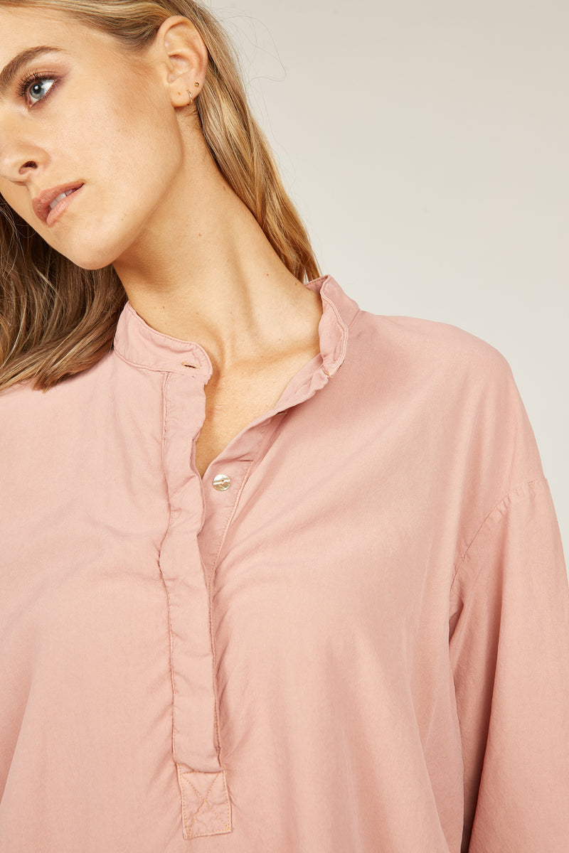 FLINDERS SHIRT - FLAMINGO