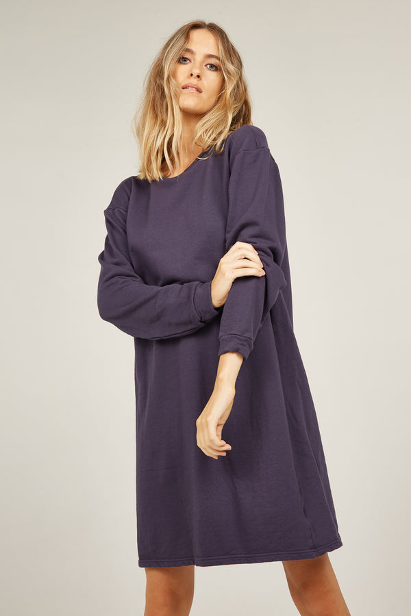 LOLOP DRESS - INDIGO
