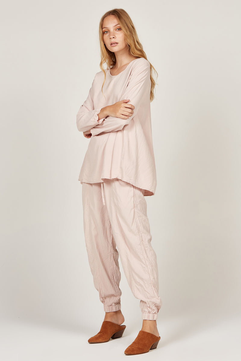 JAS PANT - POWDER PINK
