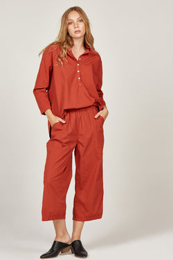 LOVE PANT - TERRACOTTA (FINAL SALE)