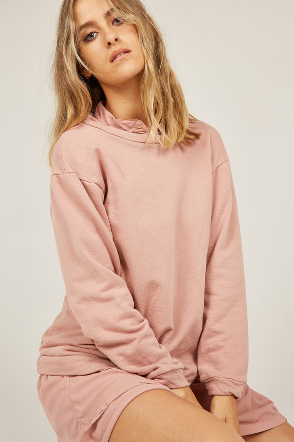 NEXTY JUMPER - MUSK ROSE