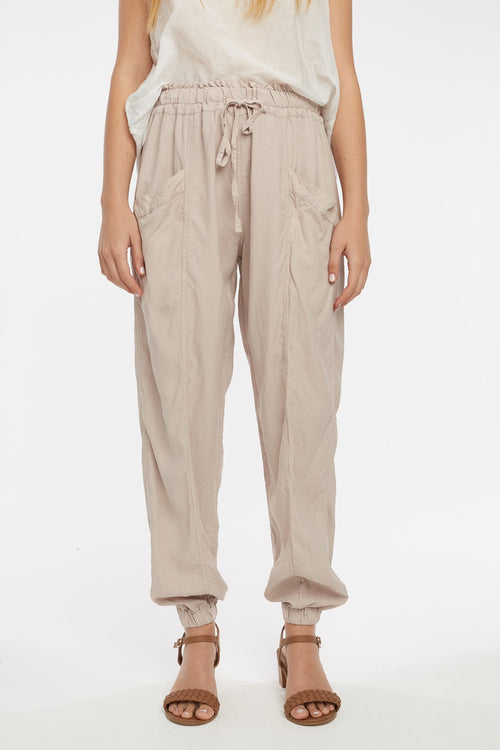 JAS PANT - TAUPE