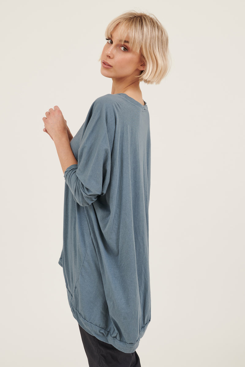 LUNA TUNIC - BLUE MOON