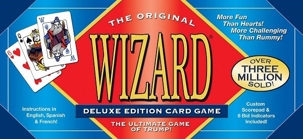 Wizard Deluxe (card game)