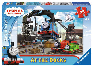 Thomas the Tank Engine: At the Docks (35pc)