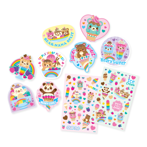 Scented Stickers (by Ooly)