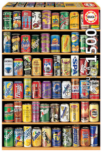 Soft Drink Cans (1500pc)
