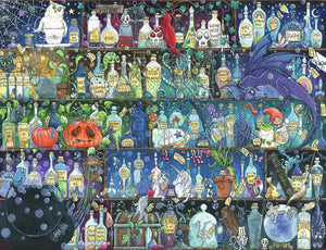 Poisons and Potions (2000pc)