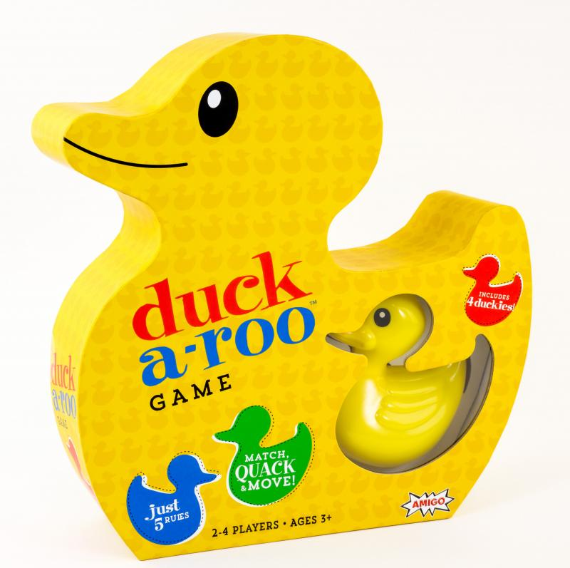 Duck-a-Roo!