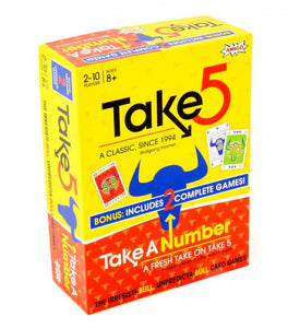 Take 5/Take a Number (combo pack)