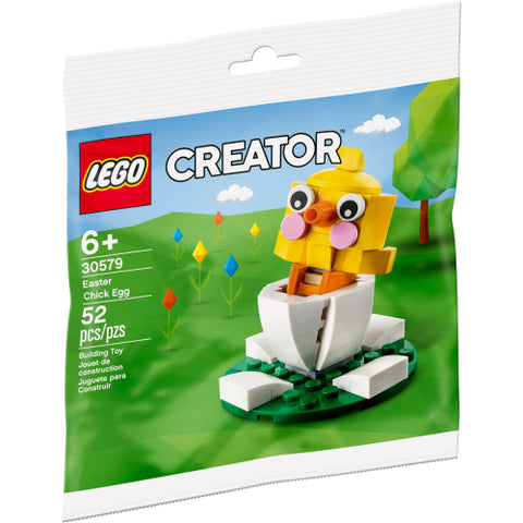 Easter Chick Egg (30579)