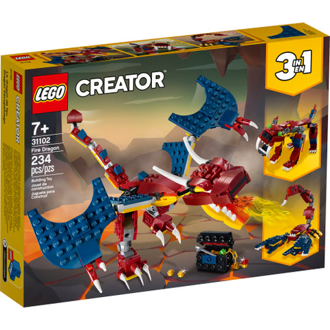 Fire Dragon (31102)
