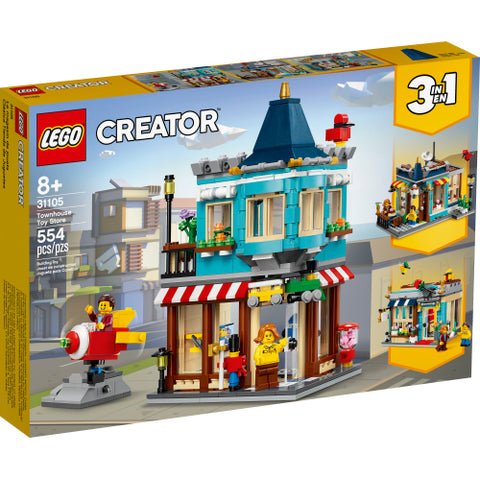 Townhouse Toy Store (31104)