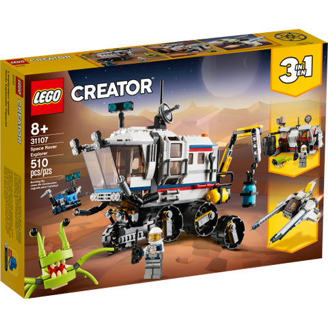 Space Rover Explorer (31107)
