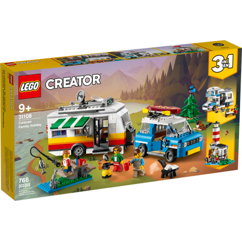 Caravan Family Holiday (31108)