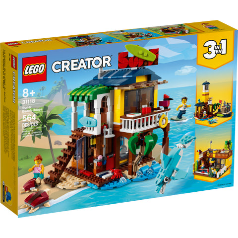 Surfer Beach House (31118)