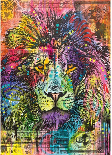 Lion's Heart 2000pc (Heye)