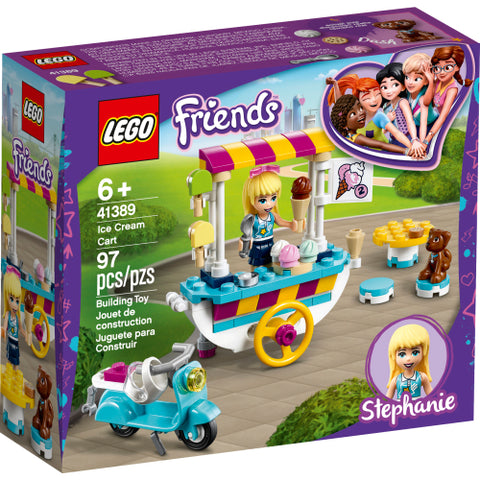 Ice Cream Cart (41389)