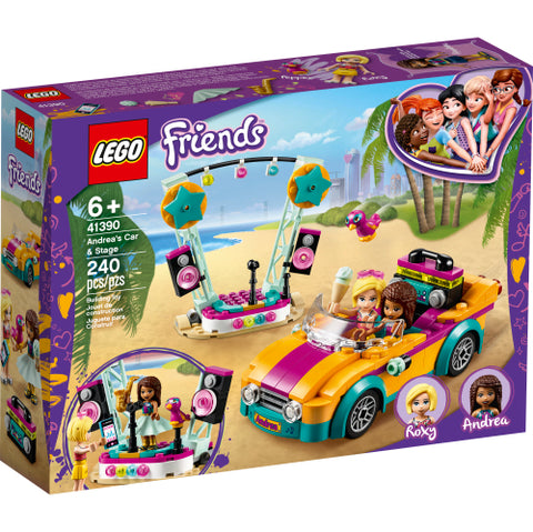 Andrea's Car & Stage (41390)