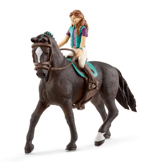 Lisa and Storm Horse Club (Schleich)