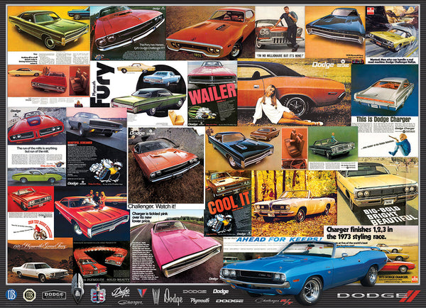 Dodge Advertising Collection