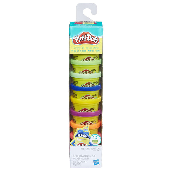 Play Doh 10pc Party Pack