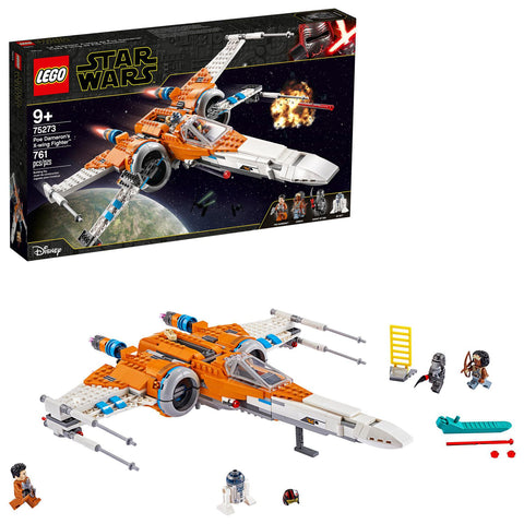 Poe Dameron's X-Wing Fighter (75273)