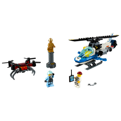 Sky Police Drone Chase (60207)