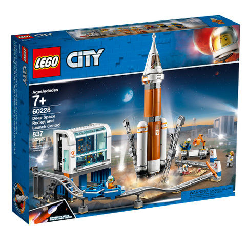 Deep Space Rocket and Launch Control (60228)