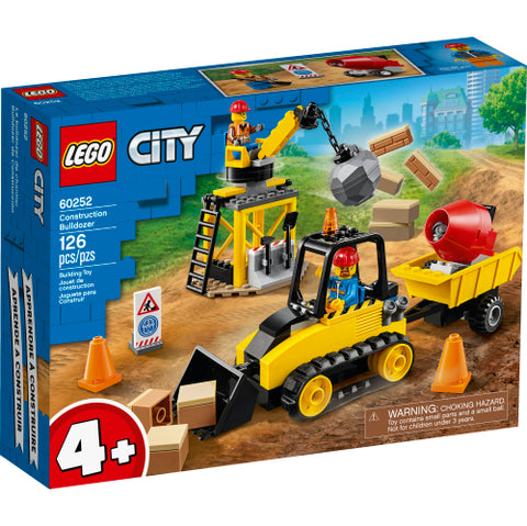 Construction Bulldozer (60252)